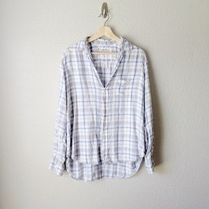 Frank & Eileen Plaid Eileen Button Down Shirt